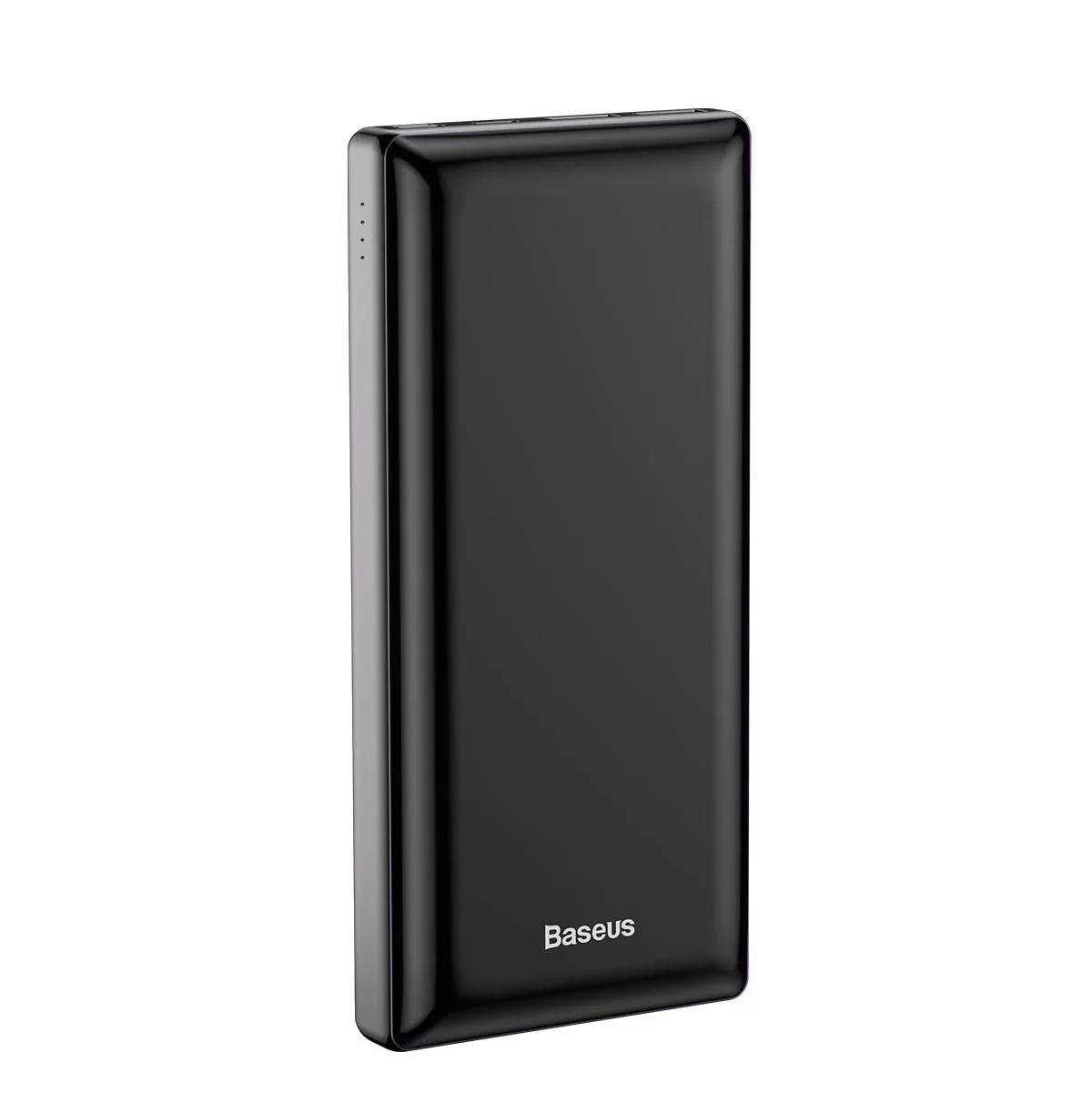 Carregador Portátil Baseus Power Bank Turbo PD 30000mAh Black (Ref. PPJAN-C01)