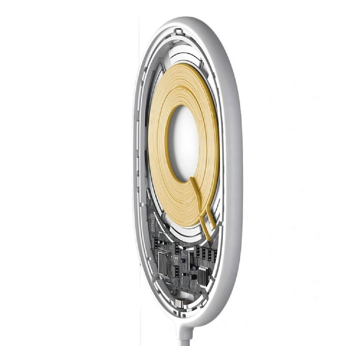 Carregador Sem Fio Por Indução Light Magnetico Baseus Magsafe