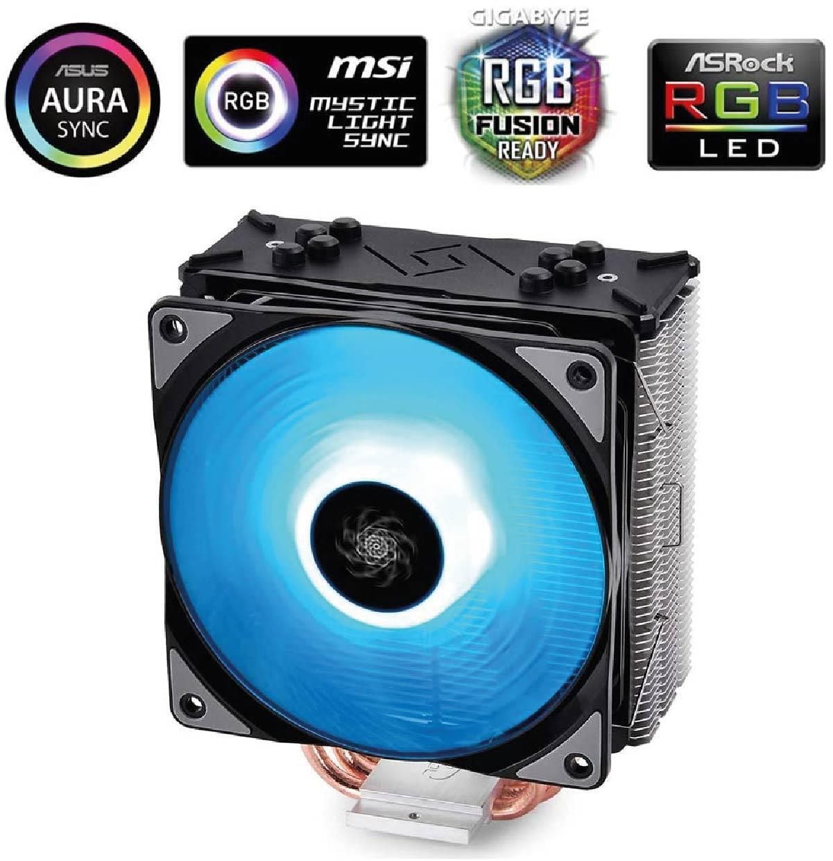 Cooler para Processador DeepCool Gammaxx GTE V2 RGB 120mm Intel-AMD