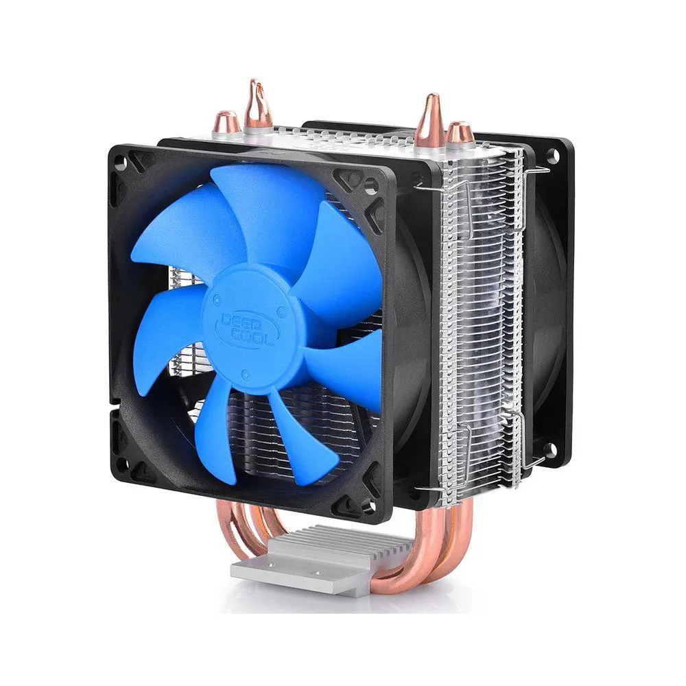 Cooler Para Processador Intel/amd Deepcool Ice Blade Blue 92mm 200m DP-MC8H2-IB200M