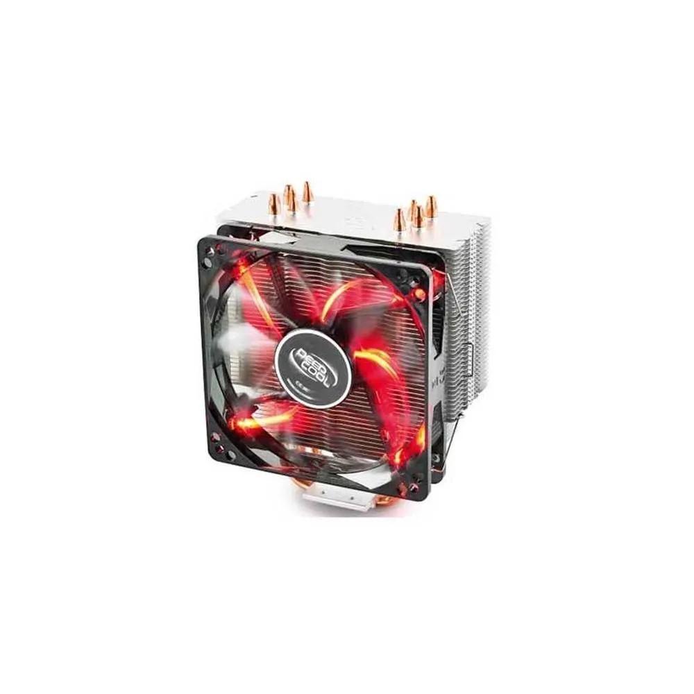 Cooler para Processador Vermelho Deepcool GAMMAXX 300R AMD/Intel - DP-MCH3-GMX300RD