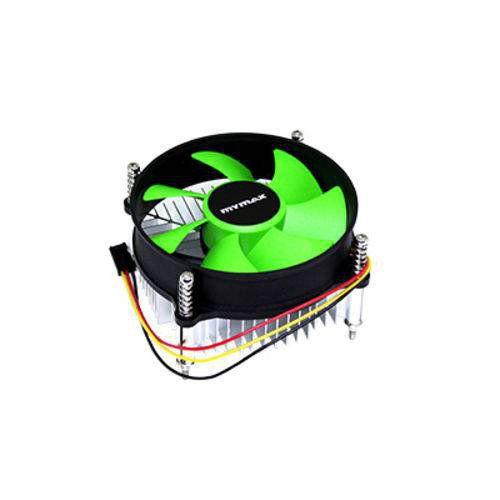 Cooler Processador Intel i3, i5 Família 1150/1151/1155/1156 Super Silencioso