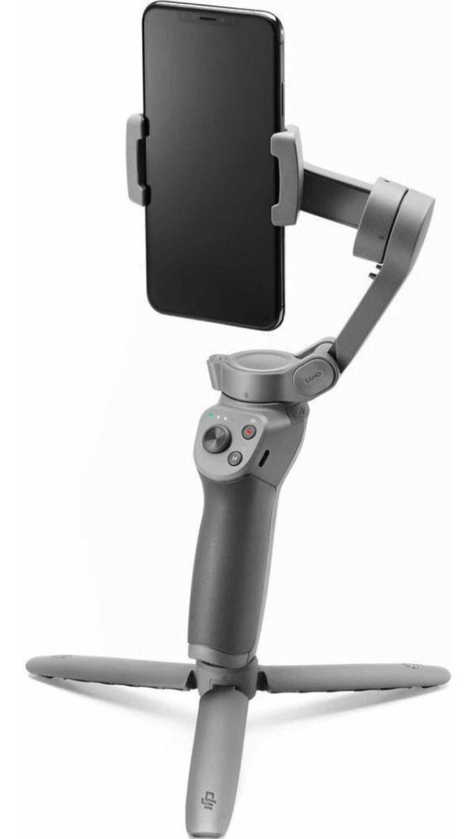 Estabilizador DJI Osmo 3 Mobile Suporte Profissional