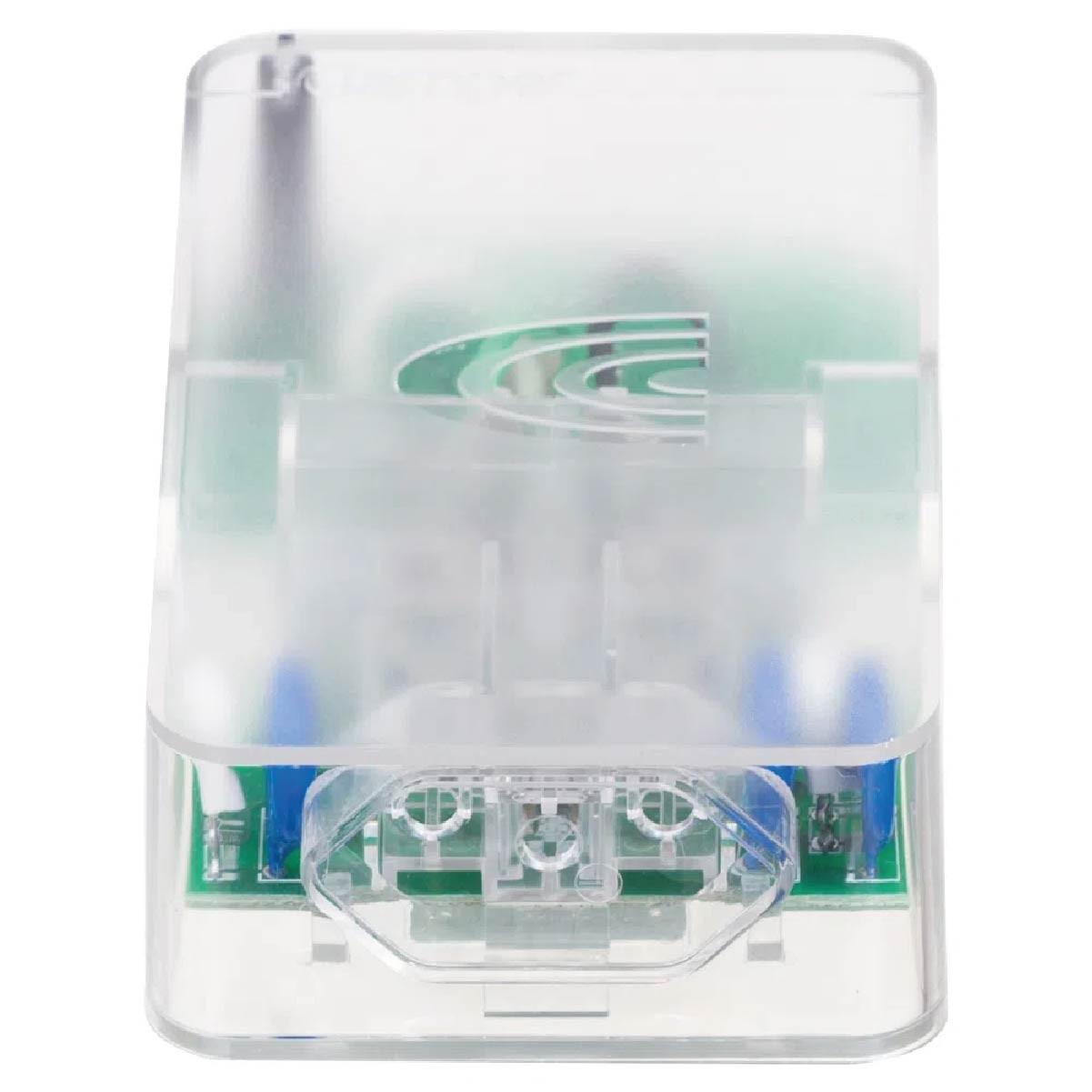 Filtro de Linha iClamper Energia 3 Protetor Contra Surtos e Raios Transparente