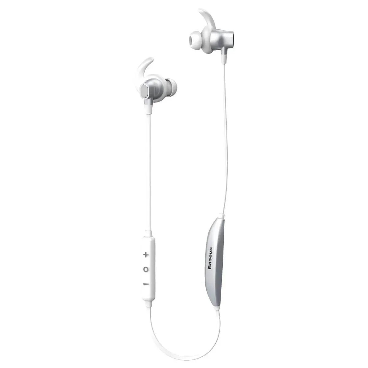 Fone de Ouvido Baseus Encok S03 Sem Fio Bluetooth Branco