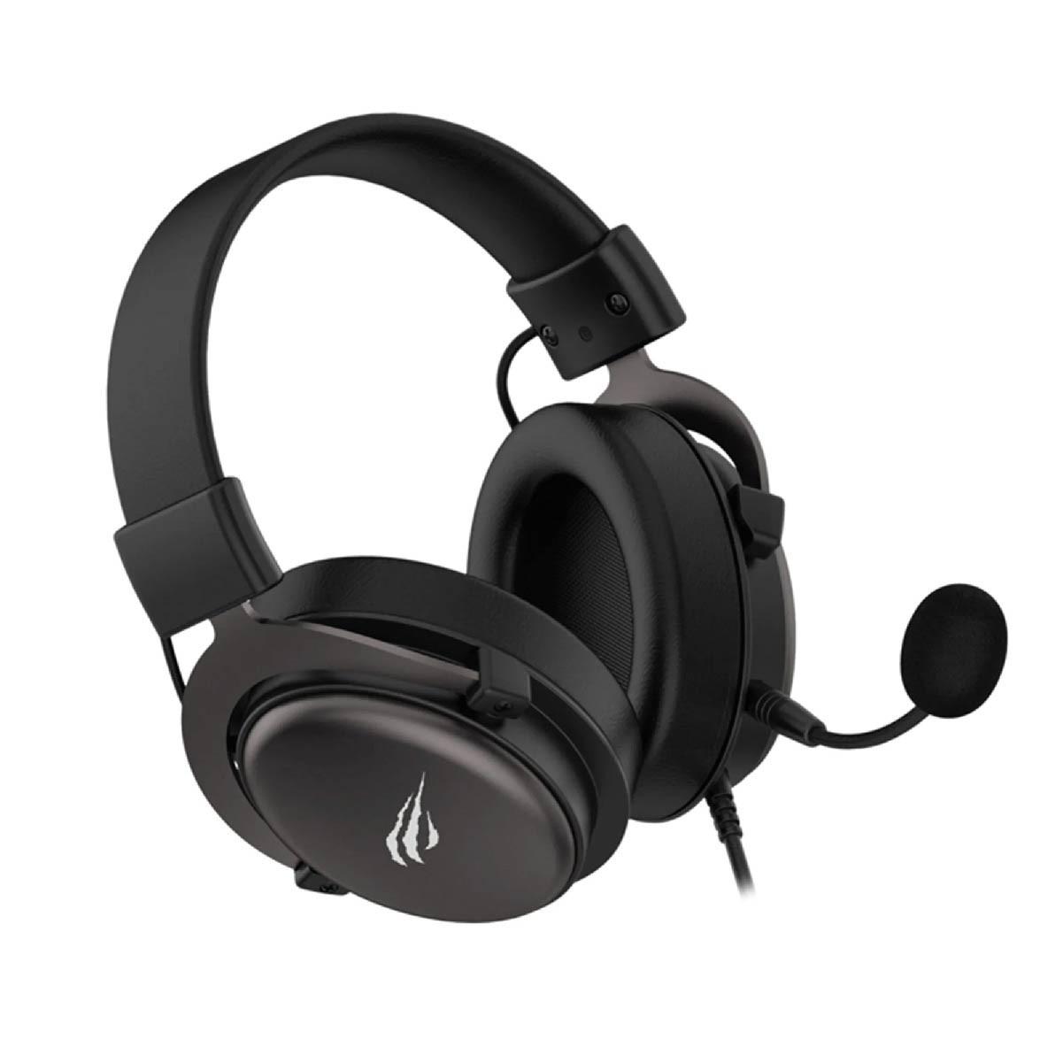Fone De Ouvido Gamer Headset Havit H2015D