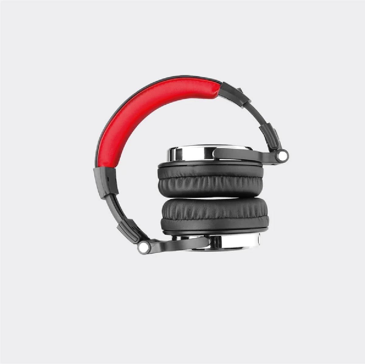 Fone de Ouvido Oneodio Pro10 Black/Red
