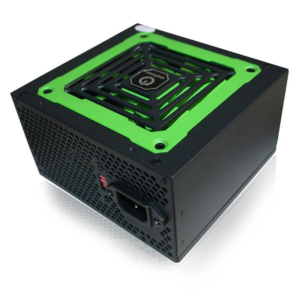 Fonte Atx 600w Real One Power 4+4 Pino 20/24 Pinos Bivolt