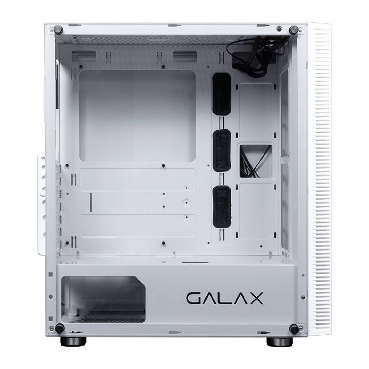 Gabinete Gamer Galax Quasar RGB, Mid Tower GX600 Branco