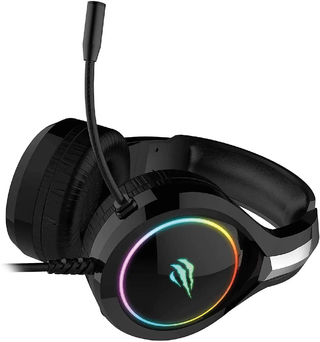 Headset Fone De Ouvido Headset Gamer Havit Hv-h2232d RGB
