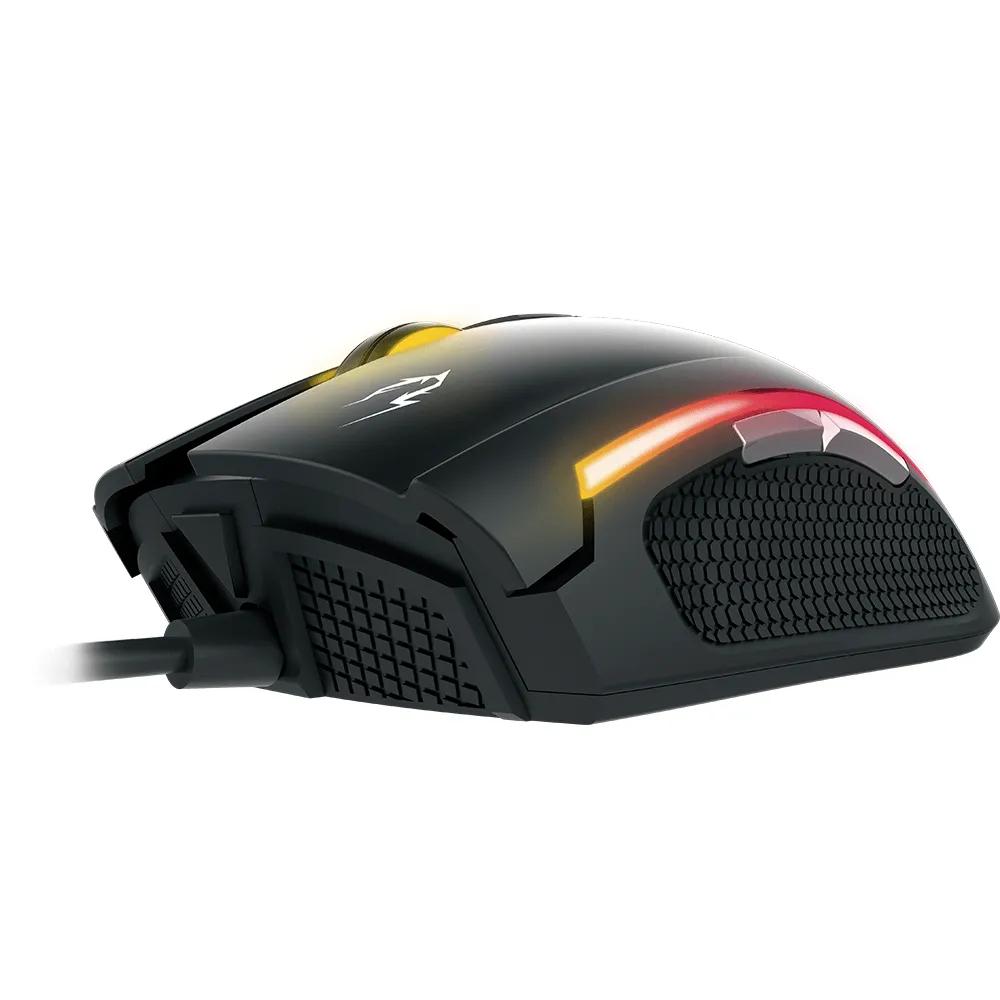 Kit Gamer Teclado Ares ABNT2 M1 + Mouse Zeus 2 Gamdias Ares M1