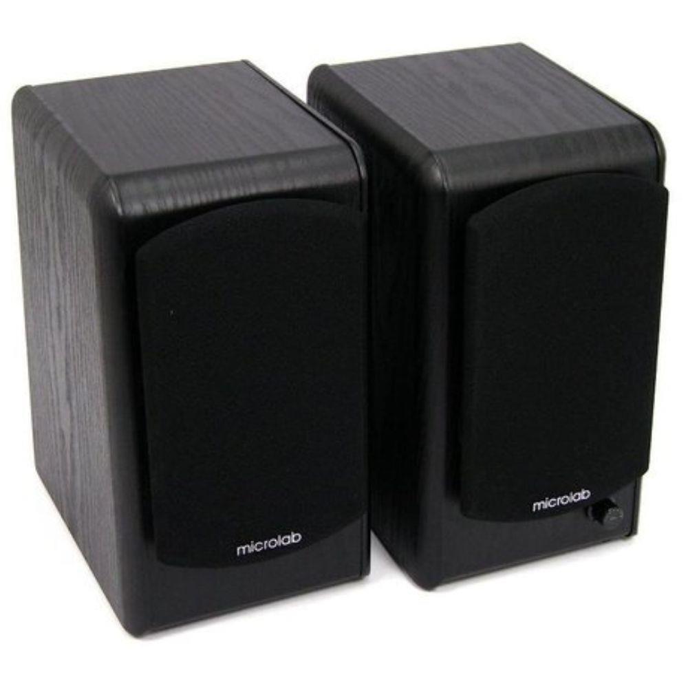 Monitor de Áudio Microlab B77 Bluetooth Caixa de Som 64w Rms