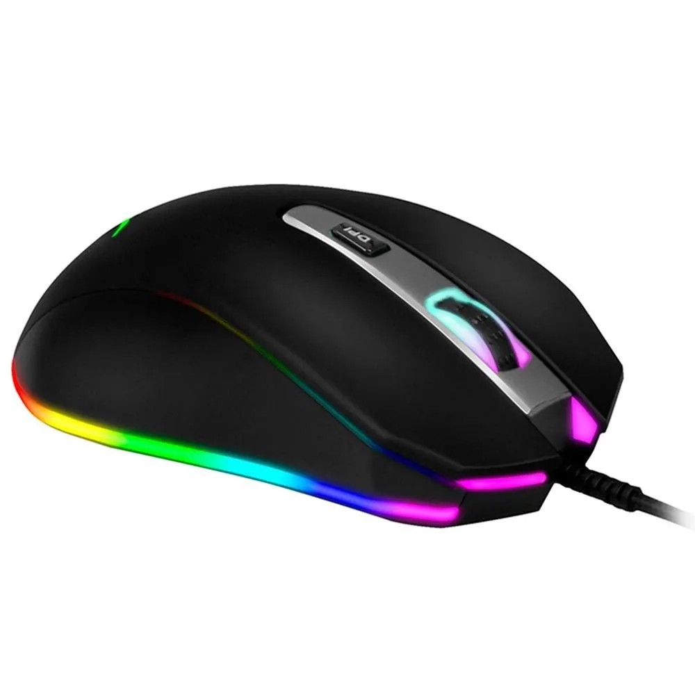 Mouse Gamer HV-Ms837 7000Dpi Palm Grip - HAVIT