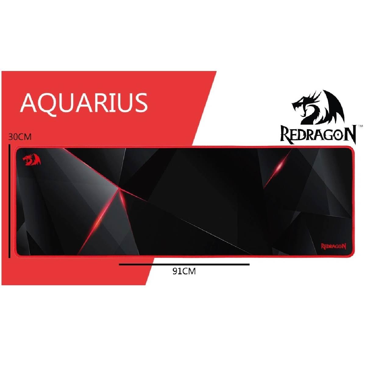 Mousepad Redragon Aguarius 90x30 Cm