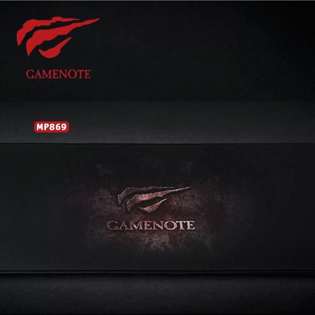 Mousepad Gamer Havit MP869 90x40cm Speed Reforçado Extra Grande