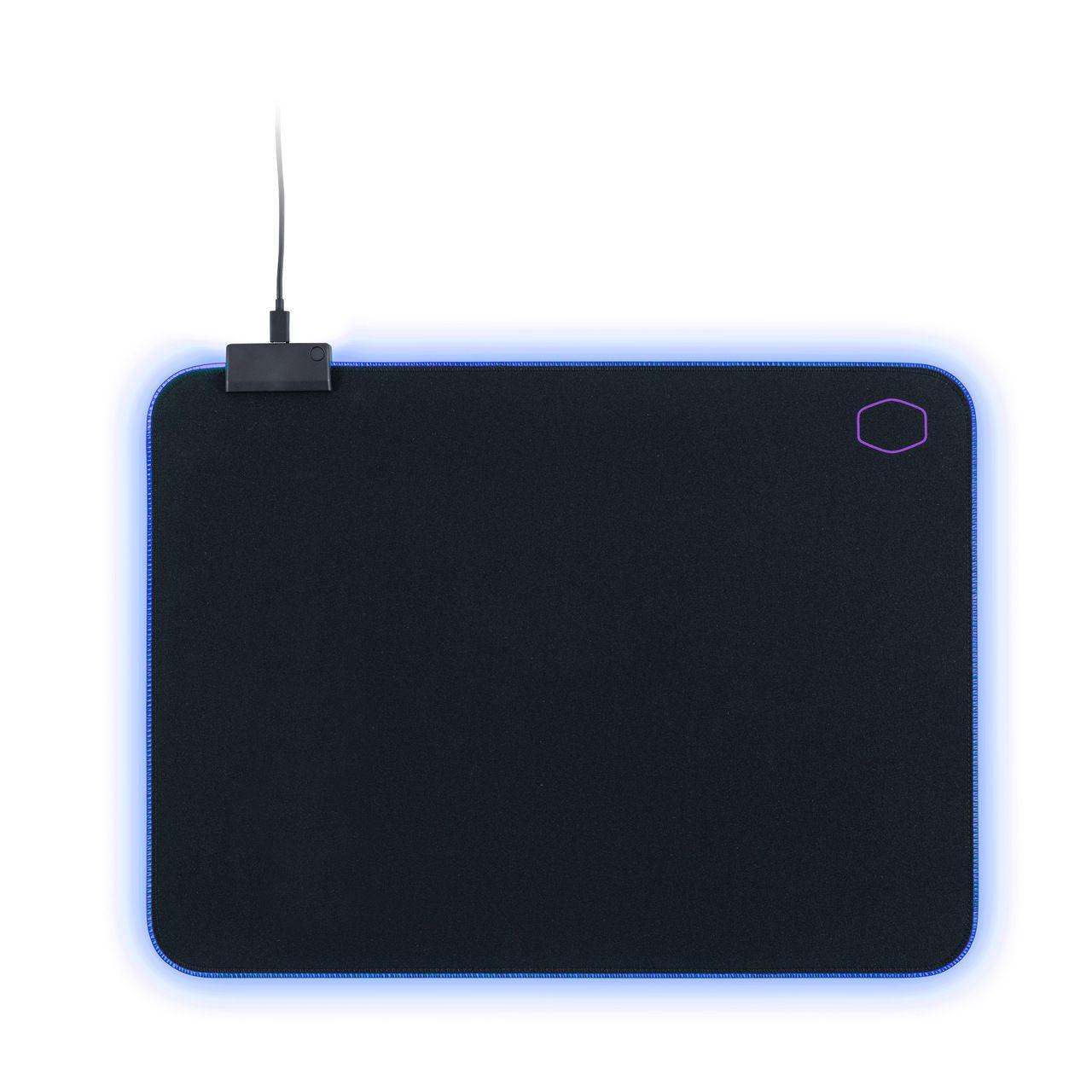 Mousepad Gamer Rgb Grande 47x35cm Cooler Master Mp750-L Speed FPS