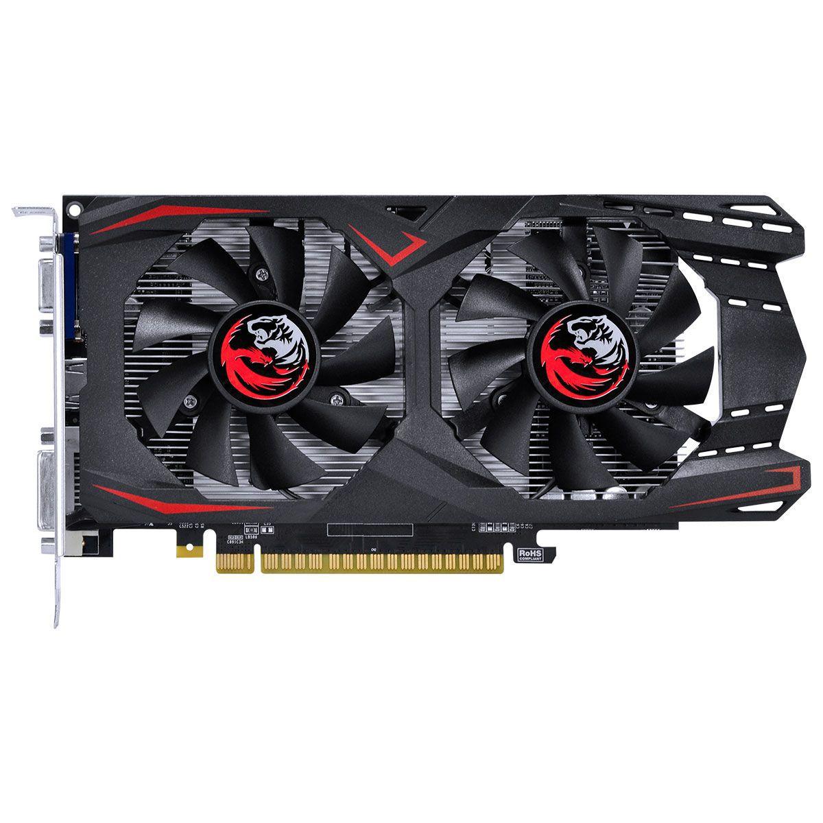 Placa de Vídeo GTS 450 GDDR5 2GB Pcyes Geforce
