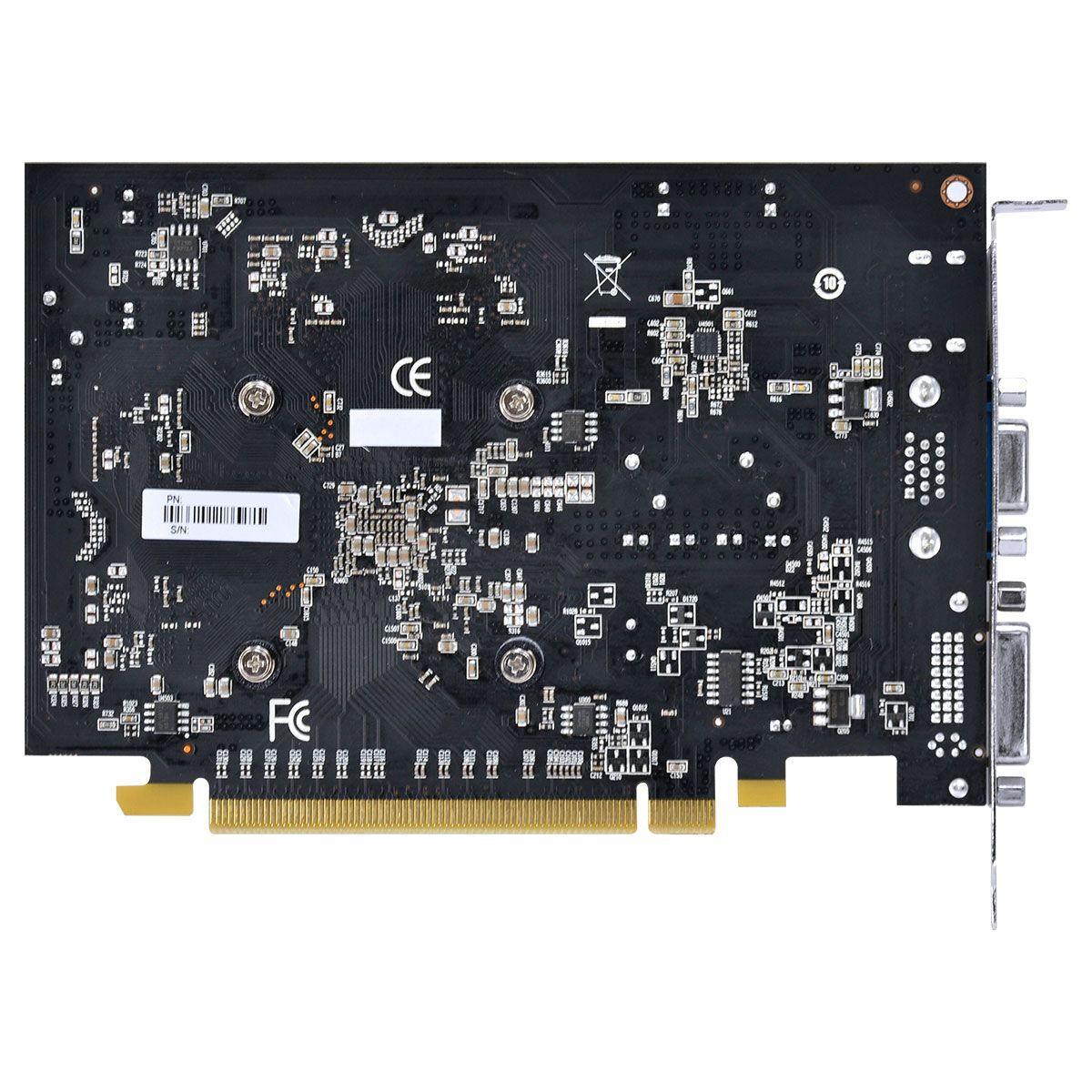 Placa de Vídeo R7 240 4GB GDDR5 AMD Radeon Pcyes