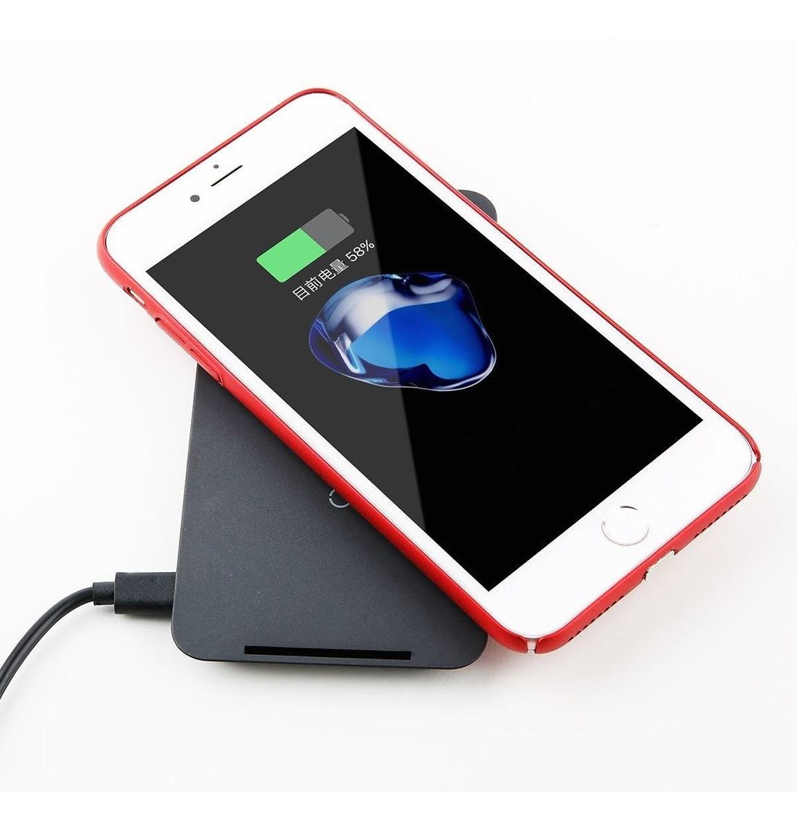 Receptor adaptador Para Iphone Carregar Sem Fio Baseus Legitimo