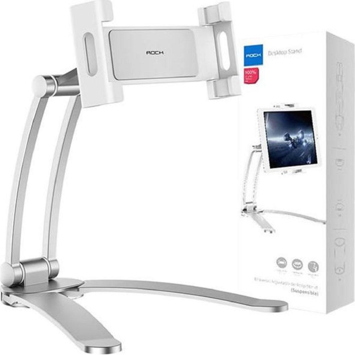 Suporte de Mesa Ajustável para Tablet & Smartphones ROCK 10.5 Polegadas