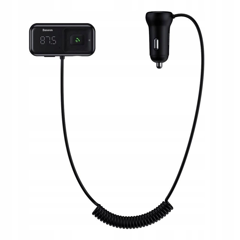Transmissor FM Mp3/wma/wav Bluetooth Carregador