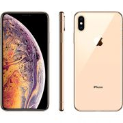 CELULAR IPHONE XS MAX 64GB 24MP 6.5'' DOURADO