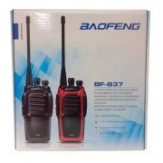 Radio comunicador Baofeng BF837
