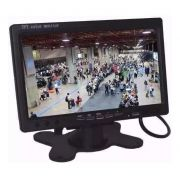 Tela Monitor Lcd 7 Dvd/ Tft / Colorida Com Controle .