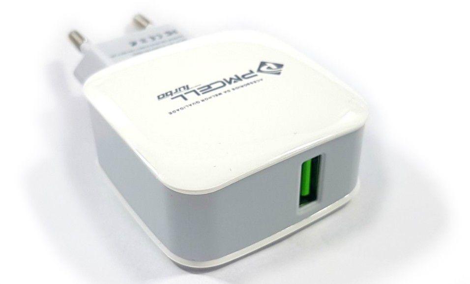 Adaptador Tomada USB PMCELL HC31
