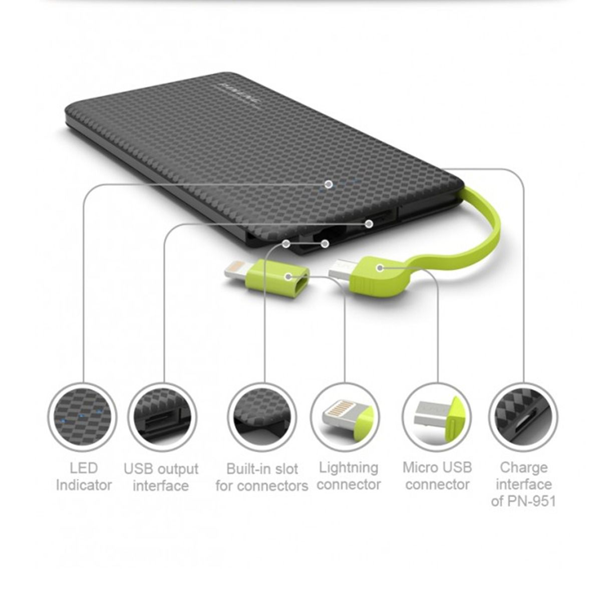 Bateria externa PN952