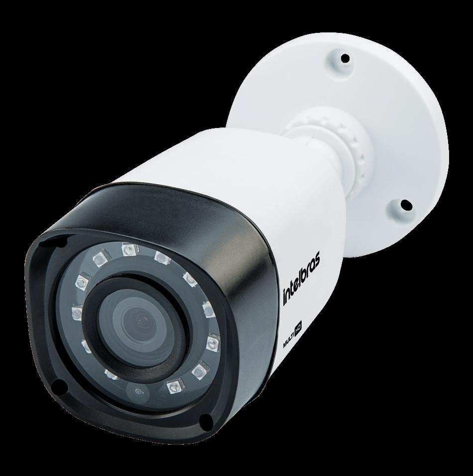 Câmera de segurança Bullet Intelbras
