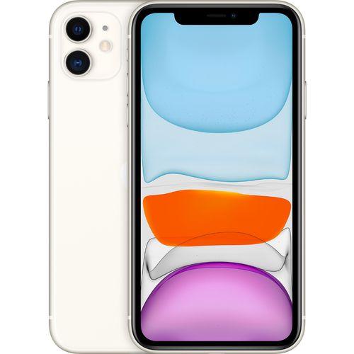 Celular Aplle iPhone 11 64GB  36MP 6.1'' branco