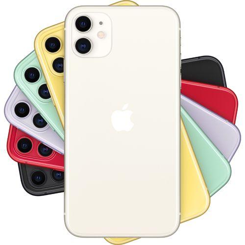 CELULAR IPHONE 11 64GB  36MP 6.1'' BRANCO
