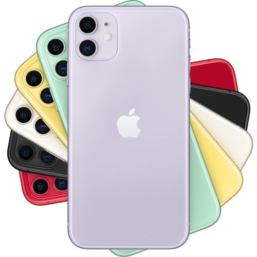 CELULAR IPHONE 11  64GB 36MP 6.1'' LILÁS