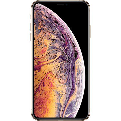 CELULAR IPHONE XS MAX 64GB 24MP 6.5'' DOURADO