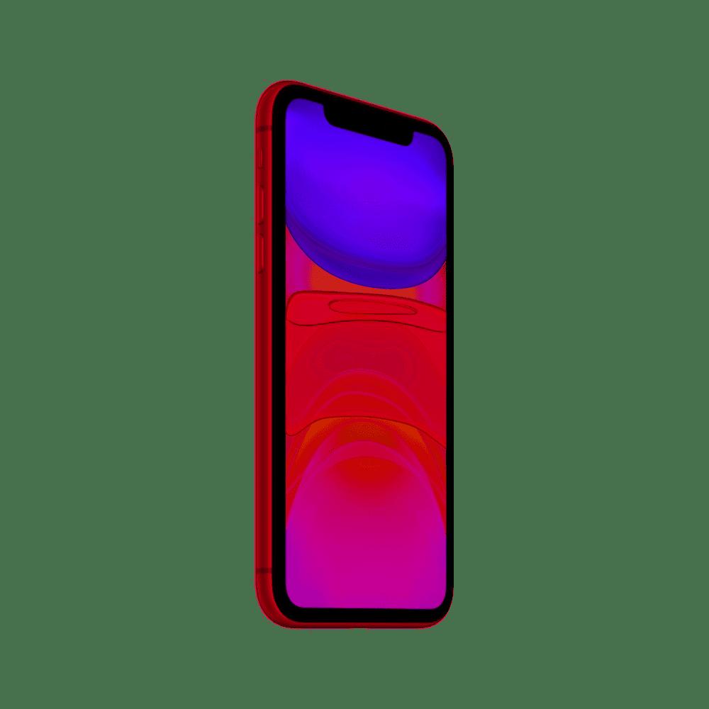 CELULAR IPHONE 11 128GB 12 MP 6.1 '' VERMELHO