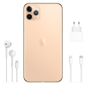 Celular Aplle iPhone 11 Pro Max 256GB 36MP 5.8'' dourado