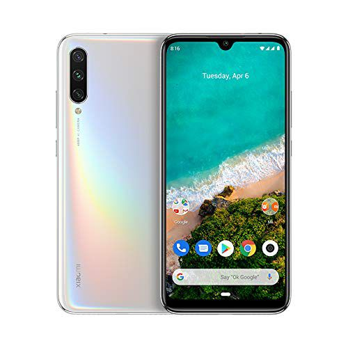 Celular Xiaomi MI A3 48MP 64GB branco