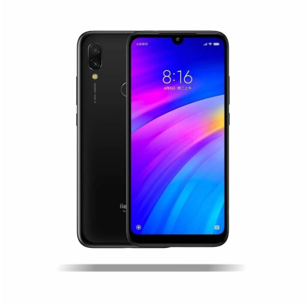 "CELULAR XIAOMI REDMI 7A 16GB 13MP 5,4"" BLACK"