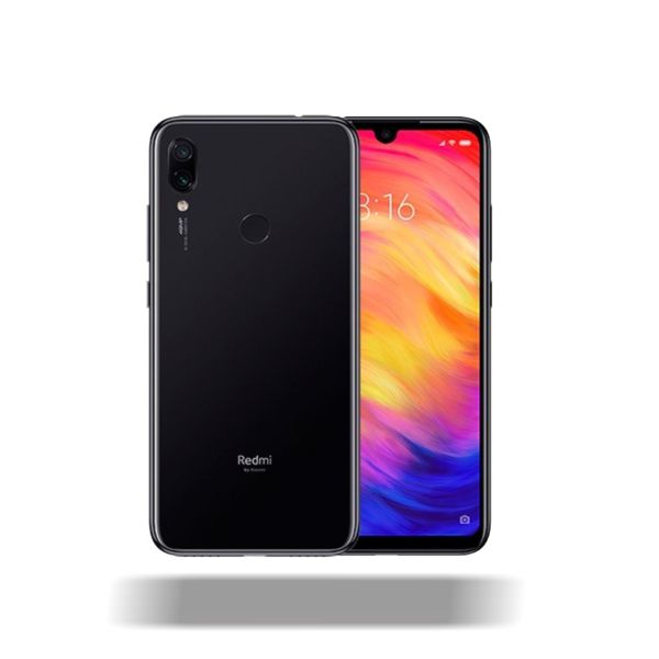 "CELULAR XIAOMI REDMI NOTE7 64GB 53MP 6,3"" BLACK"