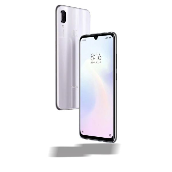 "CELULAR XIAOMI REDMI NOTE7 64GB 53MP 6,3"" WHITE"