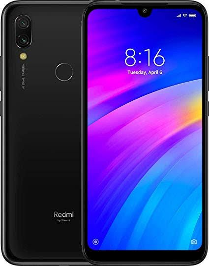 "CÓPIA - CELULAR XIAOMI REDMI 7 32GB 12MP 6,2"" BLACK"