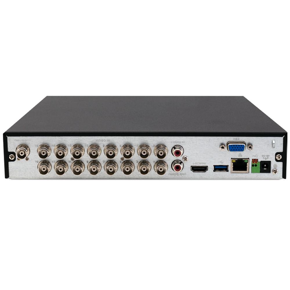 DVR Intelbras 16 canais MHDX1116 HD 1TB