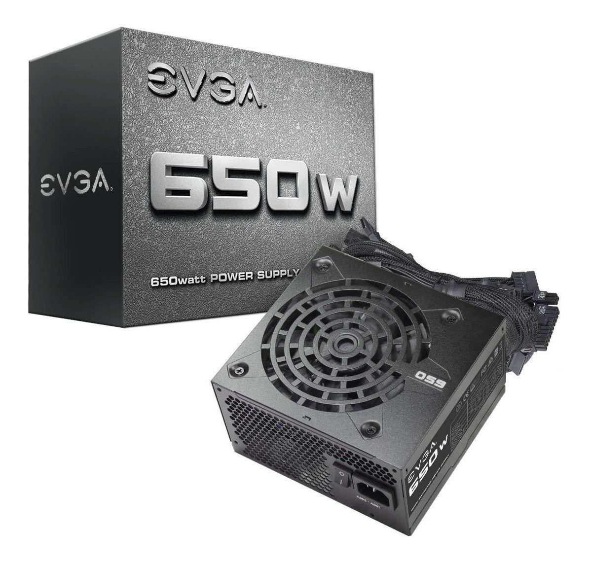 FONTE EVGA 650 W