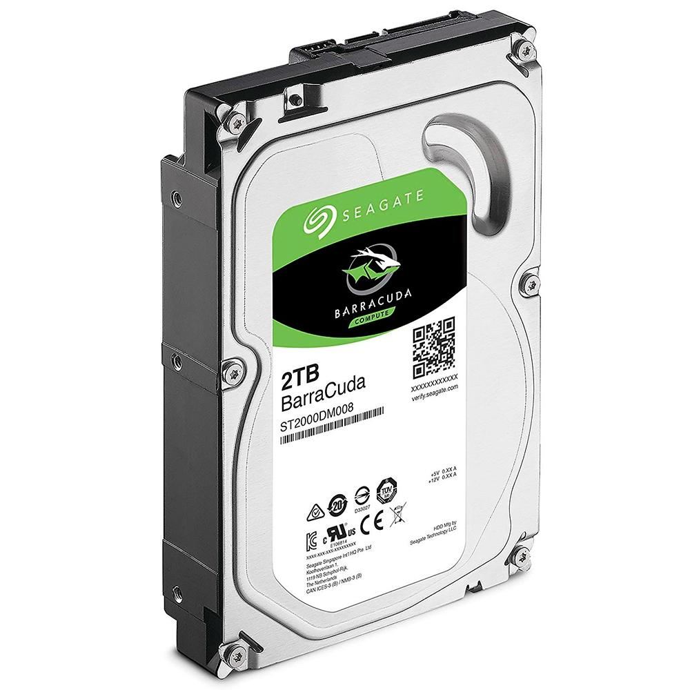 HD seagate 2TB barracuda