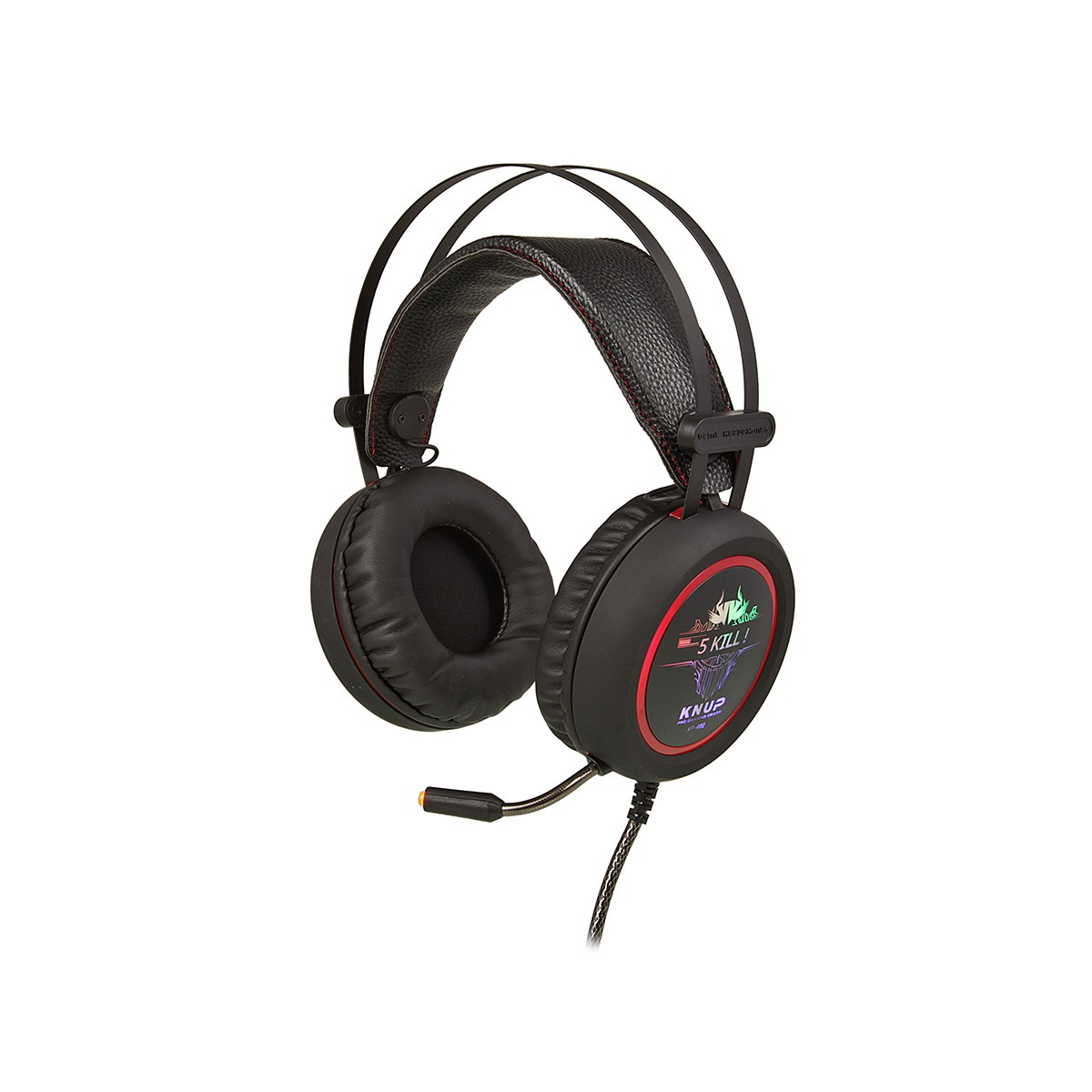 Headset gamer Knup KP401