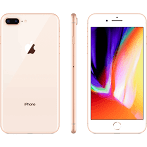CELULAR IPHONE 8 PLUS 128GB 24MP 5.5'' DOURADO