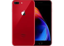 CELULAR IPHONE 8 PLUS 64GB 24 MP 5.5'' VERMELHO