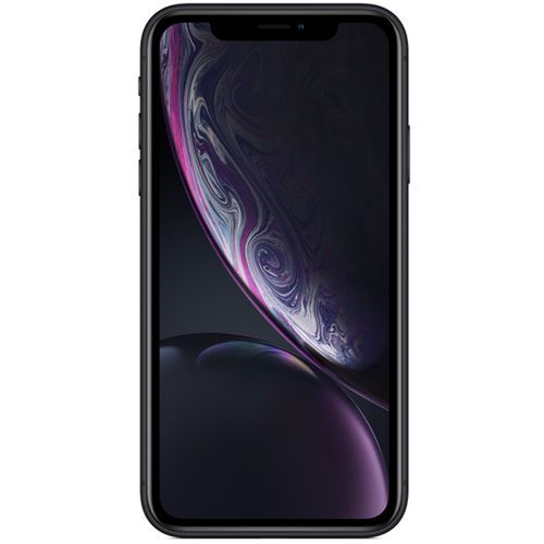 Celular Aplle iPhone XR 256GB 12MP 6.1'' preto