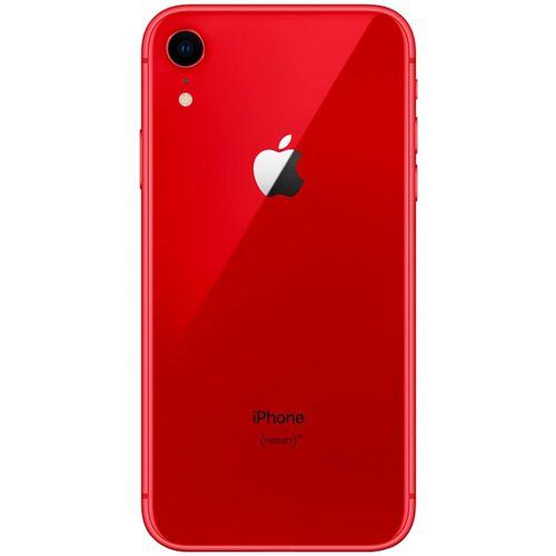 Celular Aplle iPhone XR 256GB 12MP 6.1'' vermelho